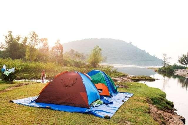 camping in sapa