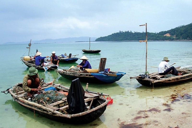 Coto fisherman