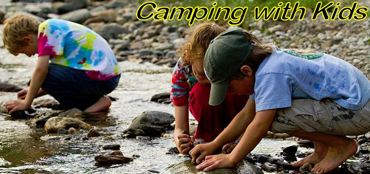 Image result for kids camping