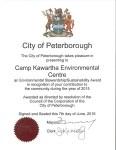 Environmental Stewardship/Sustainability Award