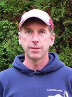 Neil Fortin : Head of Outdoor Education Centre