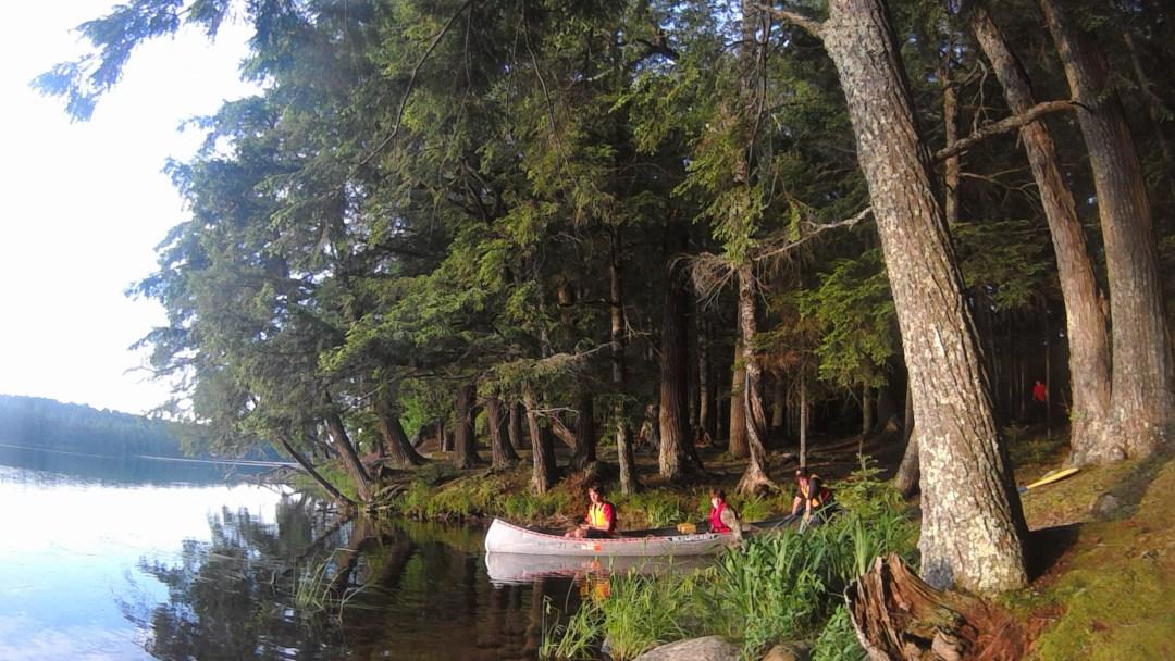 Wilderness Summer Camp Trips - Camp Nebagamon