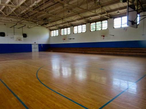 Camp Oak Hill Conference Area Gym