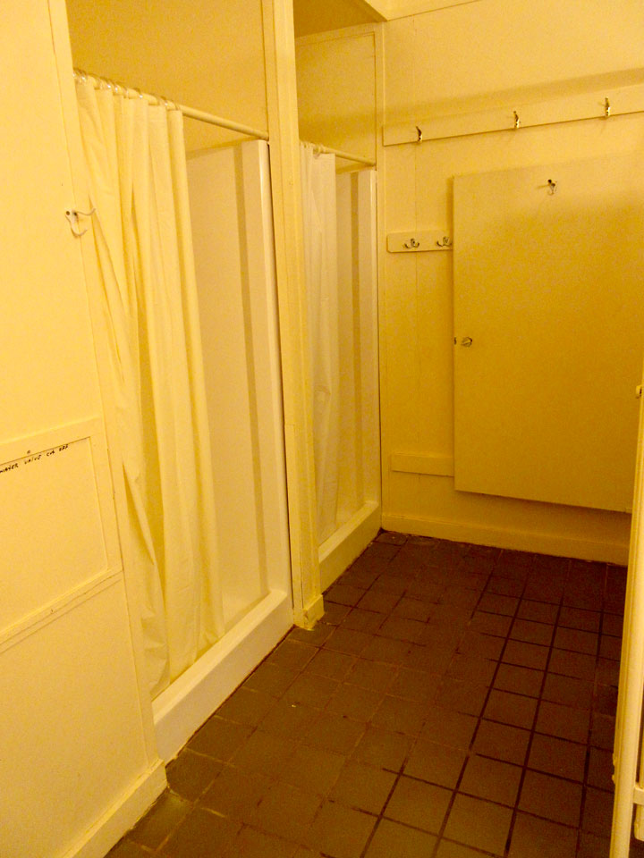 Camp Oak Hill Legacy Cabin Showers