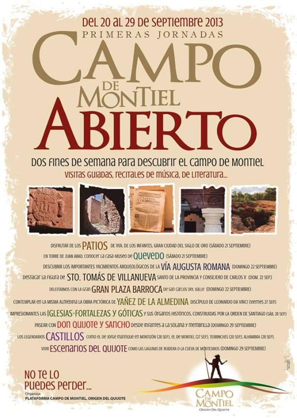 CARTEL C.M ABIERTO