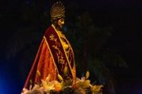 Missa e procissão em Corguinho-MS