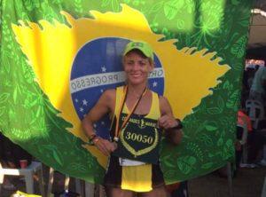 Atleta Ana Márcia Borges Gomes – Foto: Divulgação