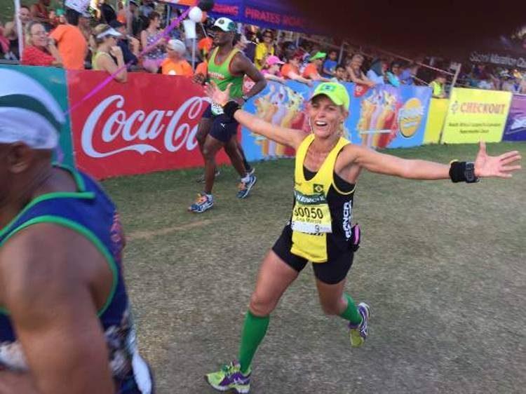 Atleta Ana Márcia Borges Gomes. – Foto: Divulgação