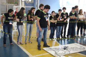 Equipe do Campus Jardim conseguiu a segunda colocação – Foto: Campus Campo Grande/Divulgação