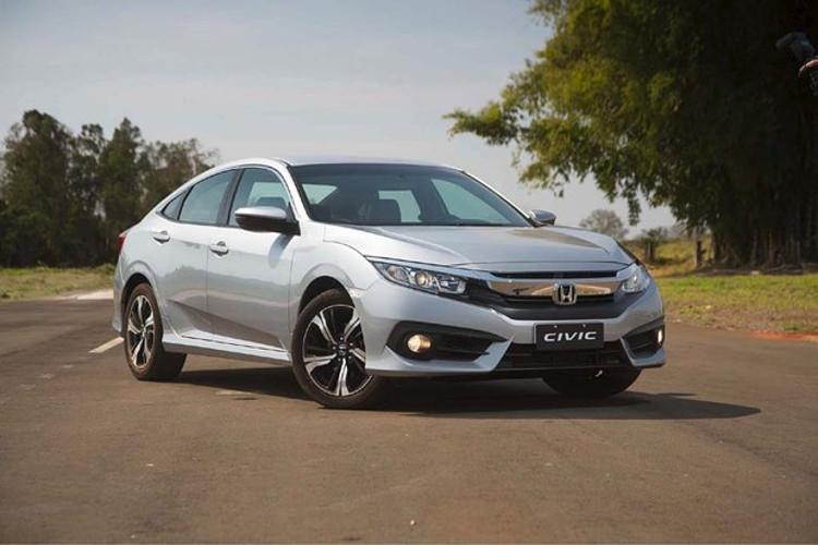 Honda Civic será o último a ter produção transferida (Foto: Divulgação)