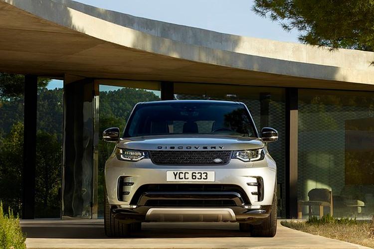 Land Rover Discovery Landmark Edition (Foto: Divulgação)