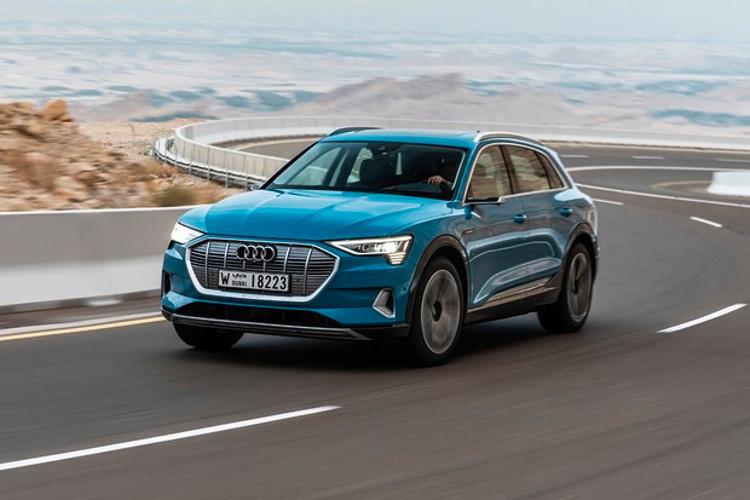 Audi e-tron é o primeiro SUV elétrico da marca alemã (Foto: Divulgação)