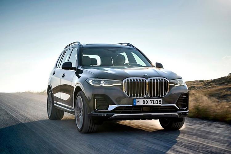 Topo de linha entre os SUVs da BMW, X7 tem luxo e espaço de sobra (Foto: Divulgação)
