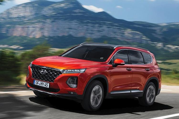 Hyundai Santa Fe de nova geração chega em breve (Foto: divulgação)