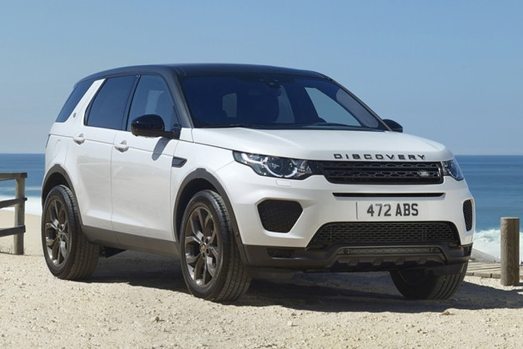 Discovery Sport vai receber facelift ainda no final deeste ano (Foto: Divulgação/Land Rover)