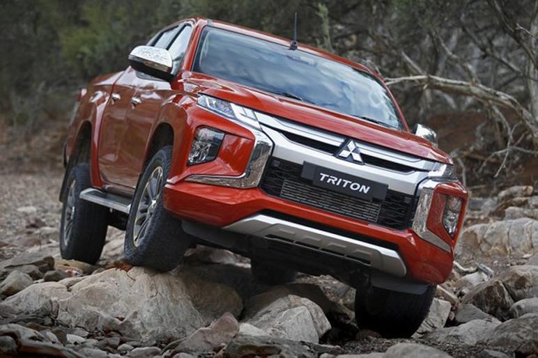 Mitsubishi L200 Triton Sport facelift será lançada no segundo semestre (Foto: Divulgação)