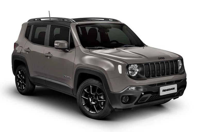 Jeep Renegade foi o SUV mais vendido do Brasil em 2019 com quase 70 mil unidades (Foto: Divulgação)