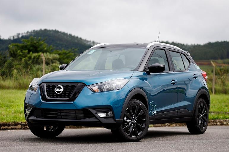 Nissan Kicks possui o seguro mais barato entre os SUVs mais vendidos do Brasil (Foto: Divulgação)