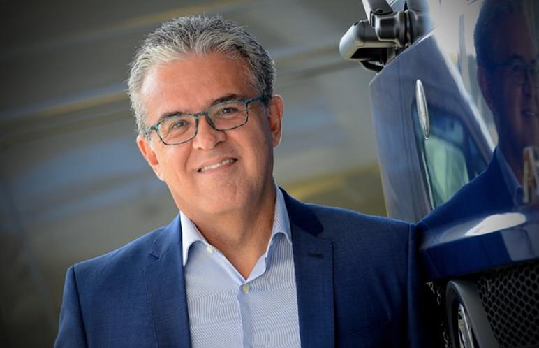Luiz Carlos Moraes, presidente da Anfavea (Foto: Divulgação)