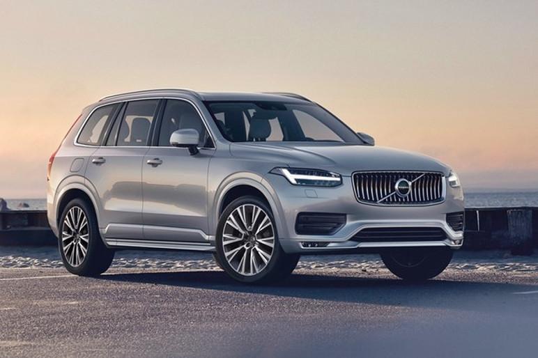 Novos carros da Volvo terão limite de velocidade máxima (Foto: Divulgação)