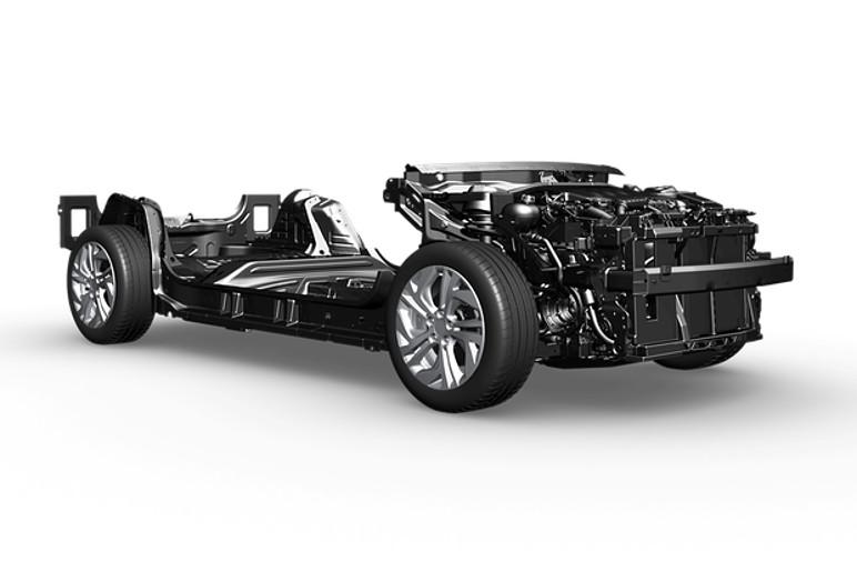 Imagem da CMP compartilhada pela Citroën é equipada com motor 1.2 turbo (Foto: Divulgação)