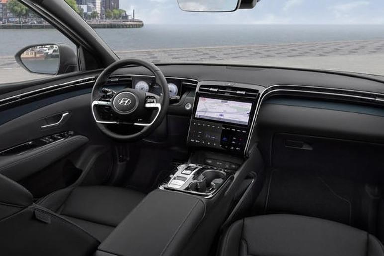 Hyundai Tucson 2021 Interior (Foto: Divulgação)