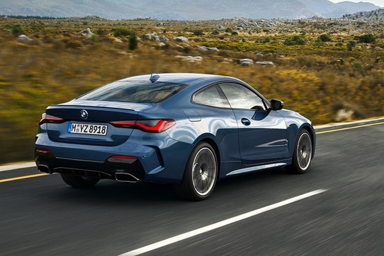 Versão duas portas do Série 3 também deve ser uma das novidades da BMW no Brasil em 2021 (Foto: Divulgação)