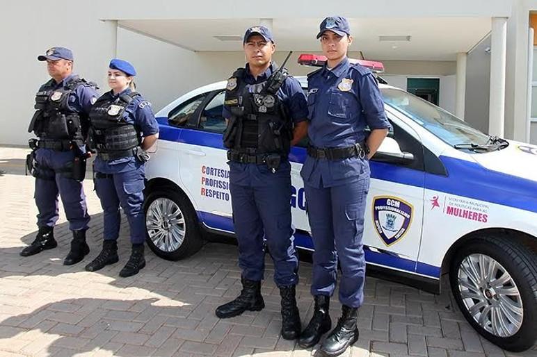 Prefeitura lança edital para concurso público da Guarda Civil Metropolitana (Foto: CG Notícias)