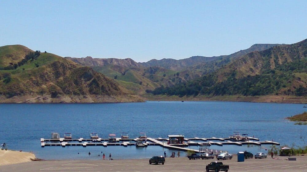 Lake Piru Recreation Area - Parks Management Company - Get ...