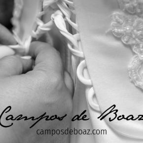 O adorno da noiva
