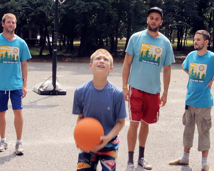 Special Needs Camp sports