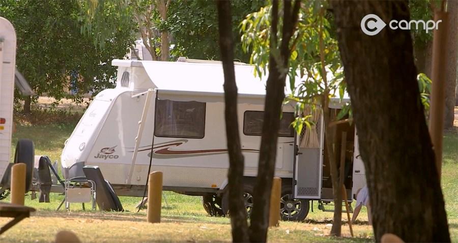 Caravan camp and Aper Park