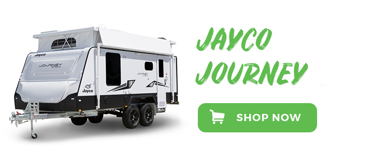 Jayco caravan for boyne valley country music campout