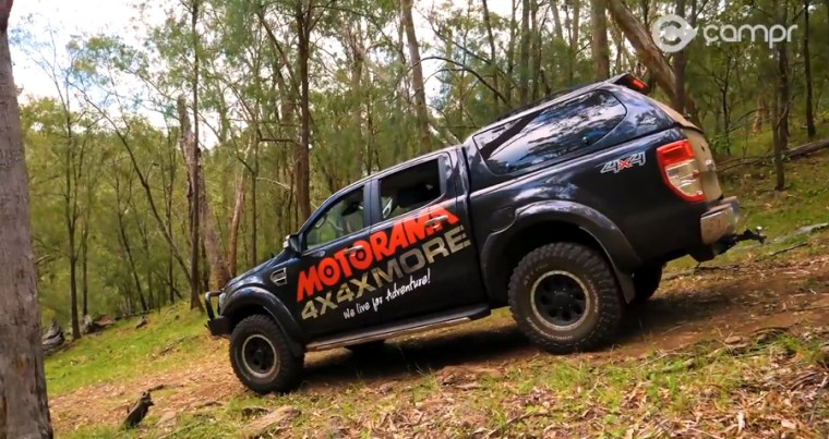 gordon country 4wd track