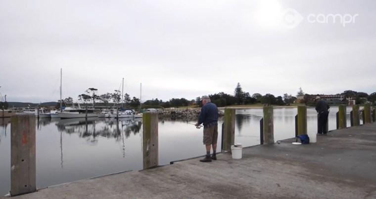evans head jetty fishing