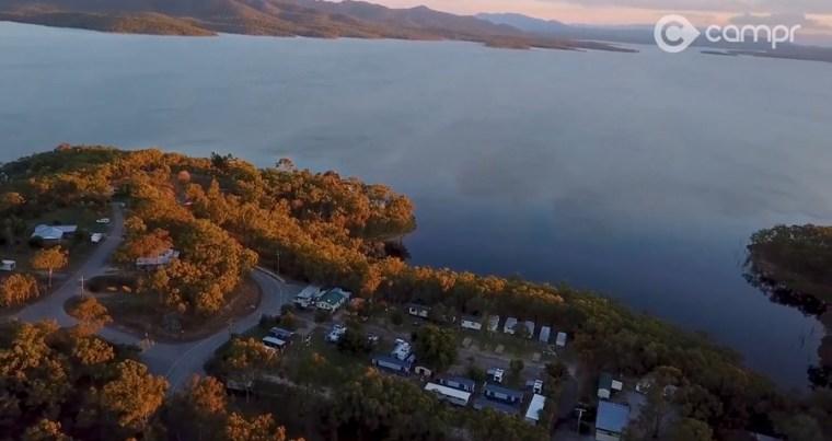 lake awoonga