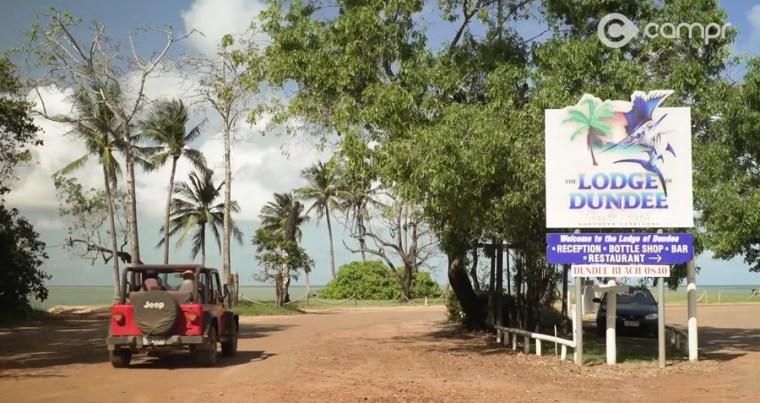 dundee beach accommodation