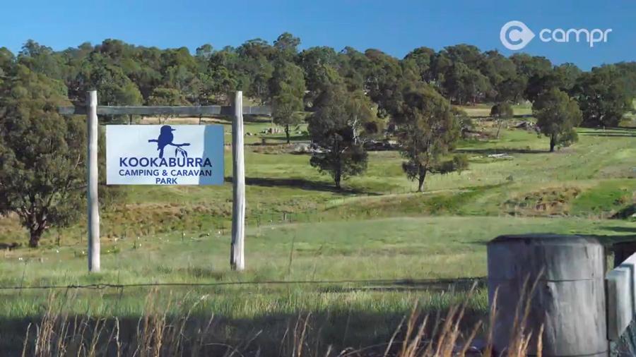 Kookaburra Camping and caravan park