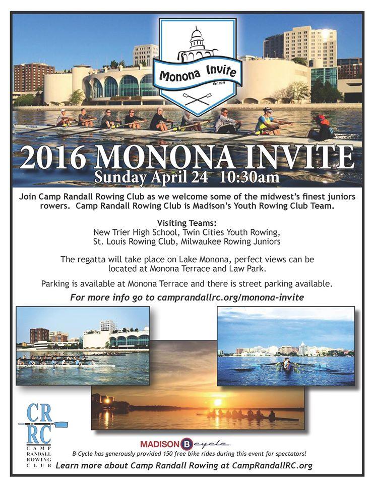 monona invite flyer