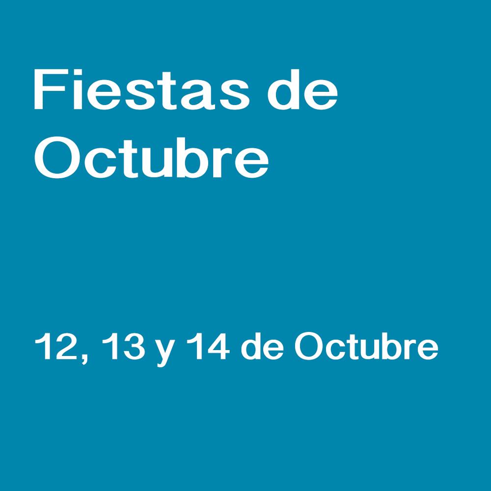 Fiestas de Octubre