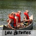 Lake Activities