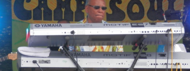 Lonnie Liston Smith live @ Campsoul Festival 2013