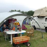 tents vans drink