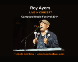 Roy Ayers Live in Concert Campsoul 2014