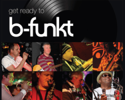 B-Funkt Live in Concert at Campsoul 2014