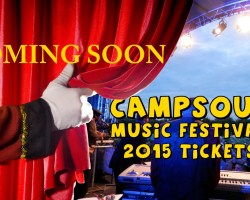 Coming Soon Campsoul 2015 Tickets