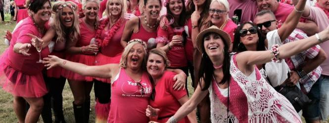 Campsoul Music Festival – raising money for Breast Cancer Care