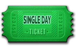 Day Passes – Almost Sold Out!