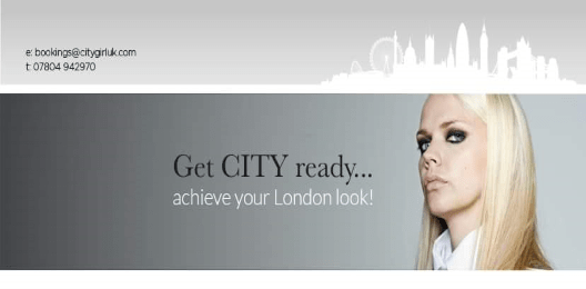 Citygirl Hair & Makeup
