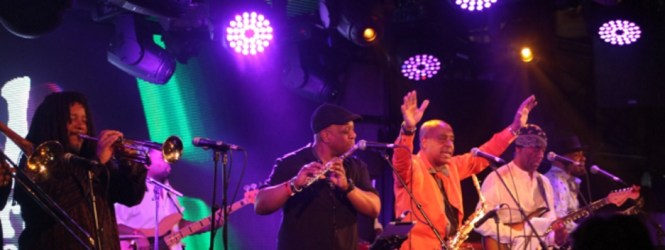 The Brit Funk Association LIVE at Campsoul Music Festival 2017